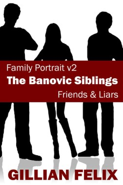 The Banovic Siblings new cover
