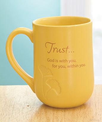 Serenity Trust Mug