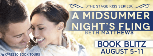 A Midsummer Nights tour banner