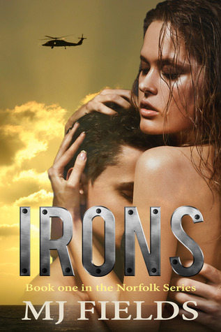 Irons by M.J. Fields book cover