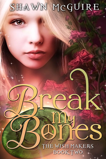 Break my bones by Shawn McGuire