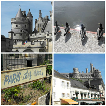Pierrefonds, which used to be the favorite castle of Michael Jackson