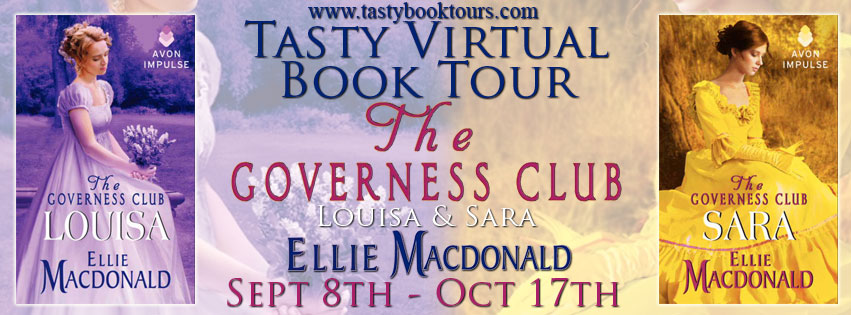 Tour banner for The Governess club