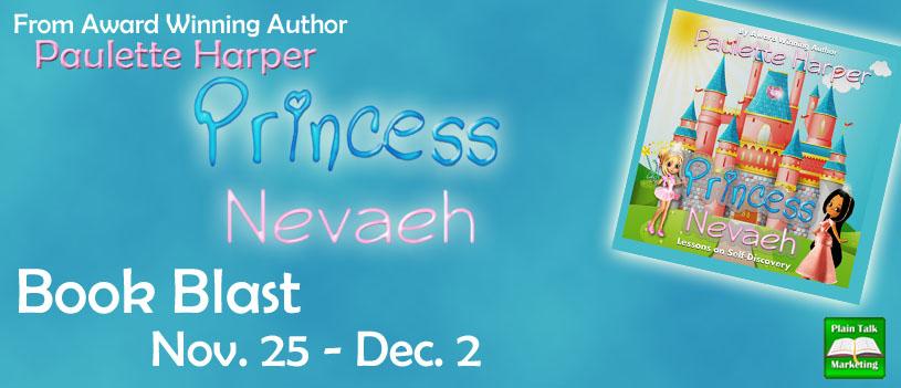 Princess Nevaeh blog tour banner