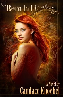 Flames by Candace Knoebel