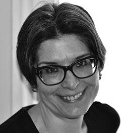 Author Megan Frampton