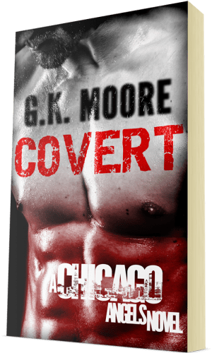 Covert book cover reveal