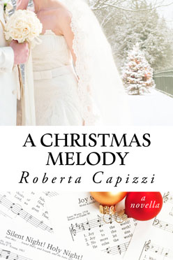 A Christmas Melody book cover
