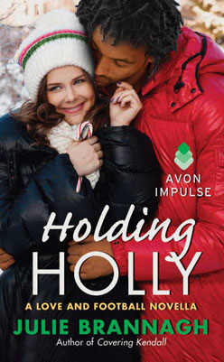 Holding Holly book cover