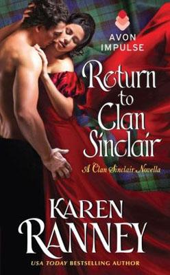 Clan Sinclair book cover