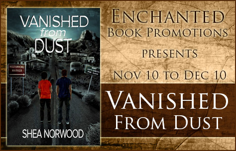 Vanished from dust banner