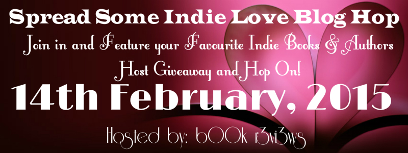 Indie Author Valentines day special