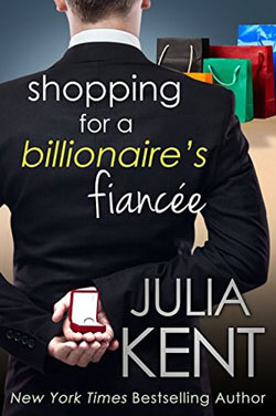 Shopping for a Billionaire's Fiancee book cover