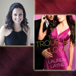 Lauren Layne interview