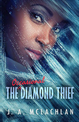 Diamond Thief book cover
