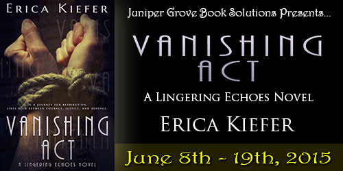 Vanishing Act tour banner