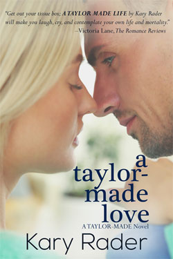 Book cover taylor made love