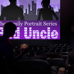 Bad Uncle theater gfx