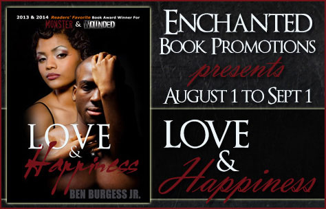 Love and Happiness book banner