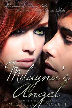 Milayna's Angel book cover