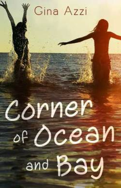 Book cover ocean and bay