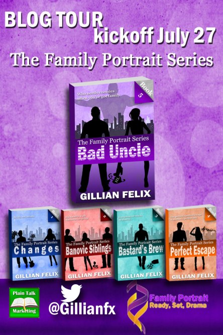 Bad Uncle (Family Portrait Book 5) sidebar tour banner