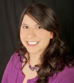 Author Crista McHugh
