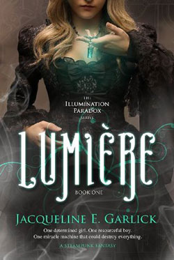 Book cover for Lumiere