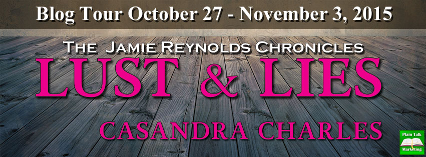 Lust and Lies blog tour banner
