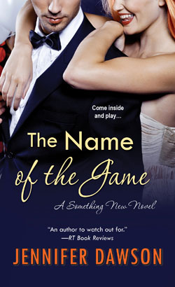 Name of the Game cover