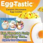 Eggtastic, Yay or Nay + Giveaway