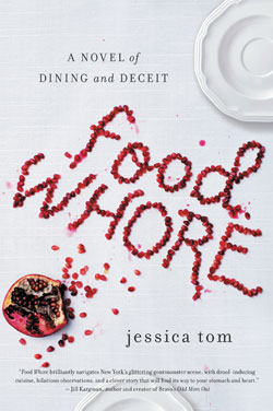 Book cover Food Whore