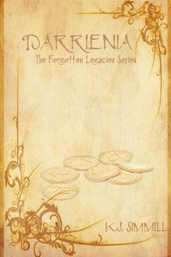 Darrienia Book cover
