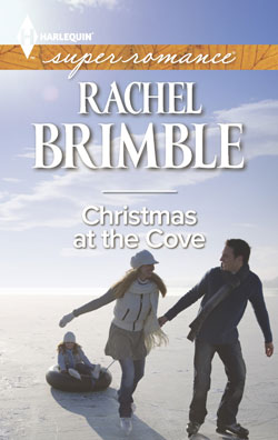 Christmas at the cover book cover