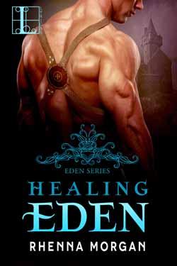 Book cover Healing Eden