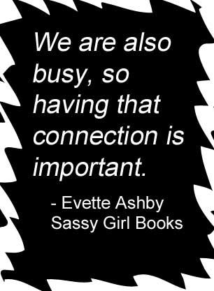Sassy Girl Books quote