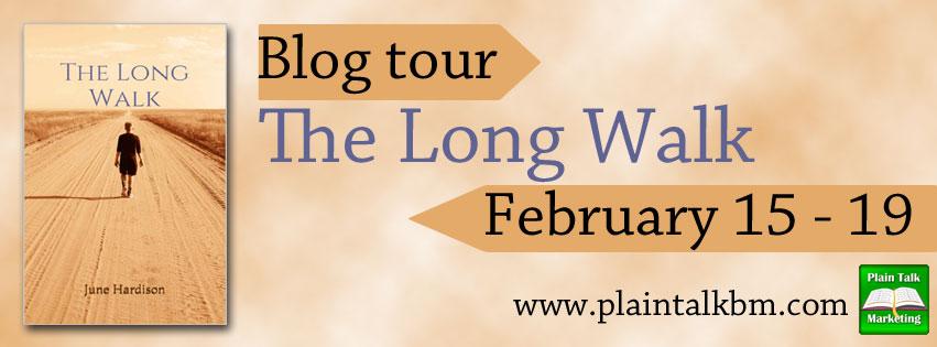 The Long Walk tour banner