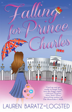 Falling for Prince Charles book cover