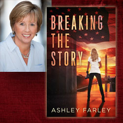 Ashley Farley author