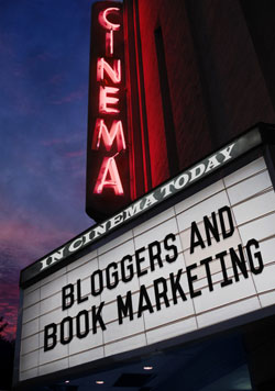 Bloggers book marketing