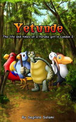 Yetunde by Segilola