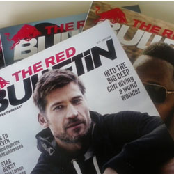 The Red Bulletin Review