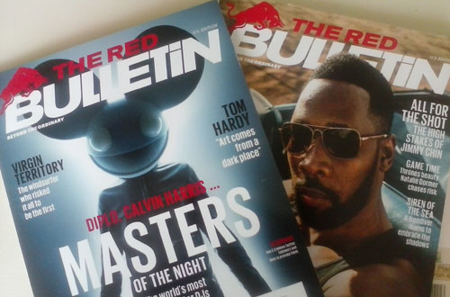 Red Bulletin Rza