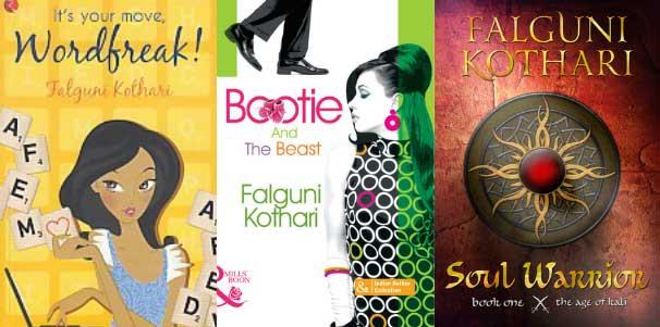 Falguni Kothari books