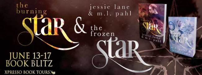 Burning Star Frozen Star banner