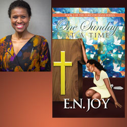 E.N Joy Author