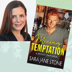 Sara Jane Stone book tour