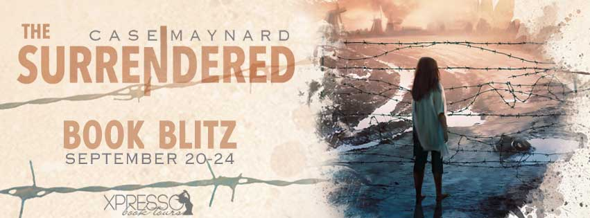 Book tour banner Case Maynard