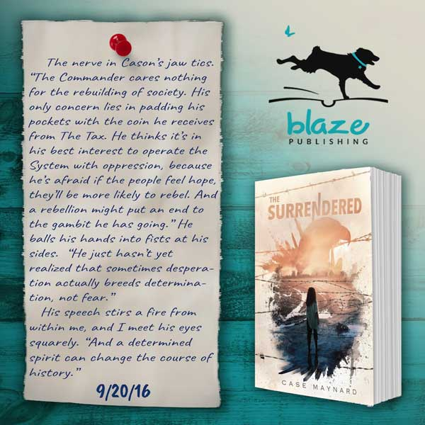 Surrendered excerpt