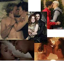 TV's hottest hookups
